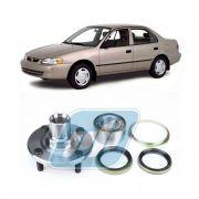 Cubo de Roda e Rolamento Dianteiro TOYOTA Corolla 1993 até 2002