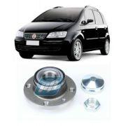 Cubo de Roda Traseira FIAT Idea 2011 até 2014, sem ABS