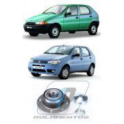Cubo de Roda Traseira FIAT Palio 1996 até 2007, sem ABS