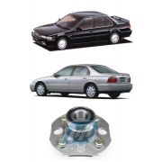Cubo de Roda Traseira HONDA Accord 1990 até 1997, freio a tambor, sem ABS.