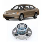Cubo de Roda Traseira HONDA Civic 2001-2005, freio tambor.