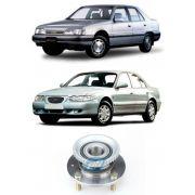 Cubo de Roda Traseira HYUNDAI Sonata 1993 até 1998, com ABS