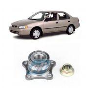 Cubo de roda Traseira Toyota Corolla 1987 até 2001