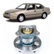 Cubo de Roda Traseira TOYOTA Corolla 1993 até 2002, sem ABS