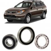 Kit Reparo Acoplamento Diferencial Traseiro Hyundai Veracruz de 2007 até 2013