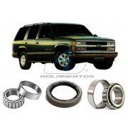 Kit Rolamento Roda Dianteira Chevrolet Grand Blazer 1997 até 2002