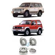 Rolamento Diferencial Dianteiro Mitsubishi Pajero de 1994 até 1999