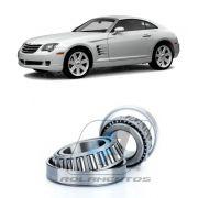 Rolamento Roda Dianteira Chrysler Crossfire 2004 até 2008