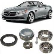 Rolamento Roda Dianteira Mercedes Benz SLK de 2004 até 2010