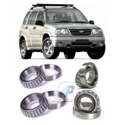 Rolamentos Diferencial Chevrolet Tracker 2002 até 2006