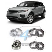 Rolamentos Diferencial Traseiro Land Rover Evoque 2015 até 2018
