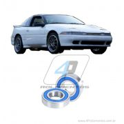 Rolamentos Roda Traseira MITSUBISHI Eclipse GSX 1990-1994 AWD