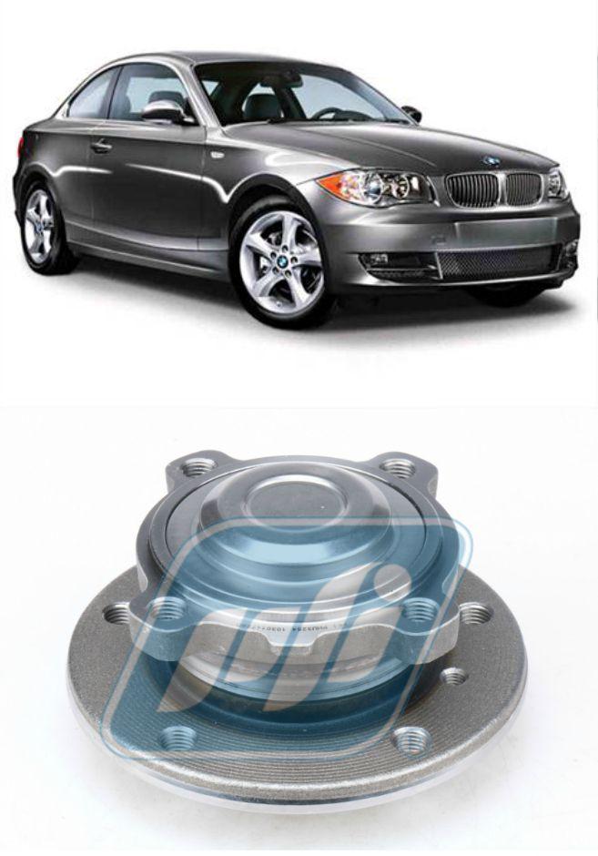 Cubo de Roda Dianteira BMW 128i 2006 até 2011