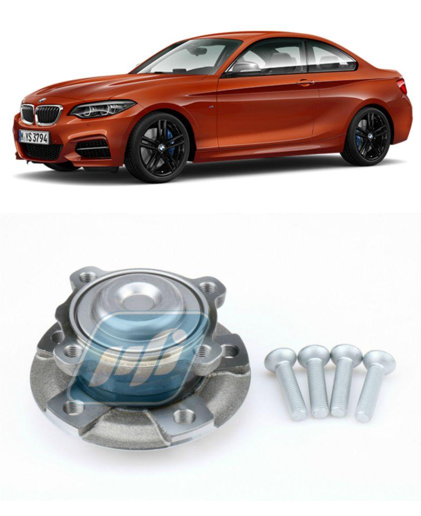 Cubo de Roda Dianteira BMW 220i 2013 até 2019, com ABS