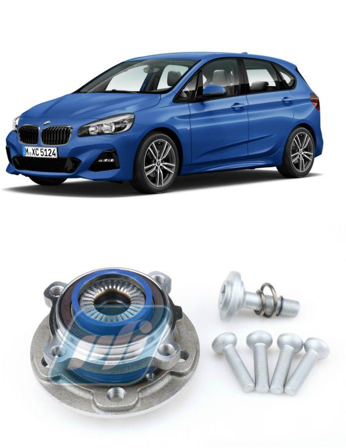 Cubo de Roda Dianteira BMW 2 de 2014 até 2020