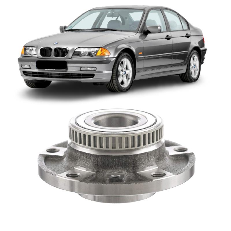 Cubo de Roda Dianteira BMW 320i 1998 até 2005
