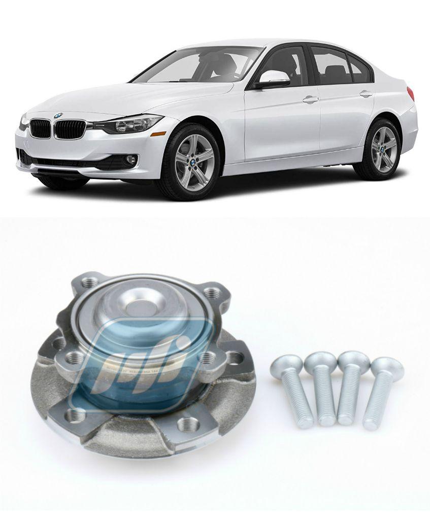 Cubo de Roda Dianteira BMW 328i 2012 até 2019, com ABS