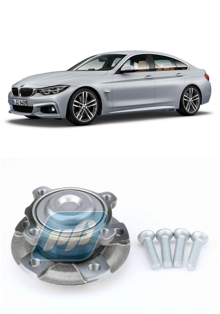 Cubo de Roda Dianteira BMW 428i 2012 até 2019, com ABS