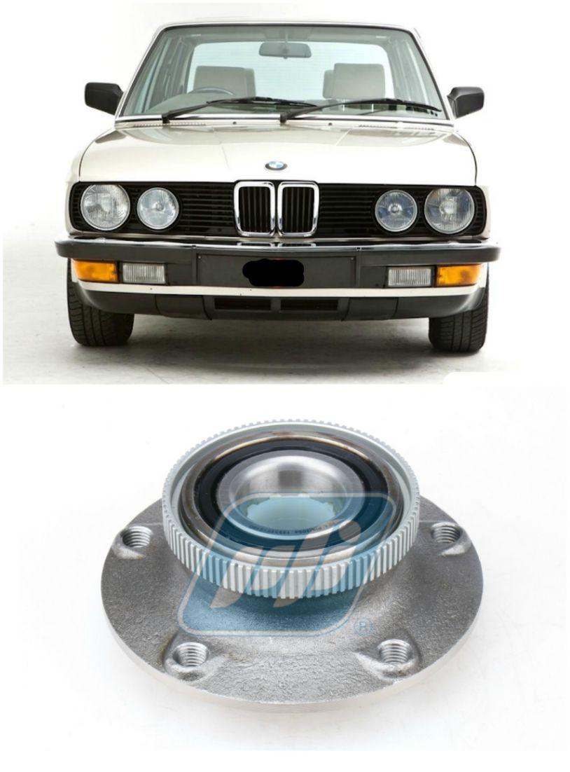 Cubo de Roda Dianteira  BMW 528E, 533, 535 1981-1988, com ABS