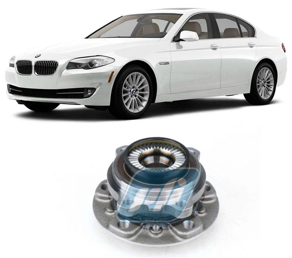 Cubo de Roda Dianteira BMW 528i, X-drive, 2010 até 2016, com ABS