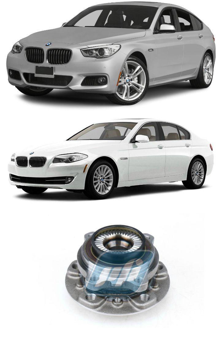 Cubo de Roda Dianteira BMW 535i, 535GT, X-drive, 2010 até 2016, com ABS