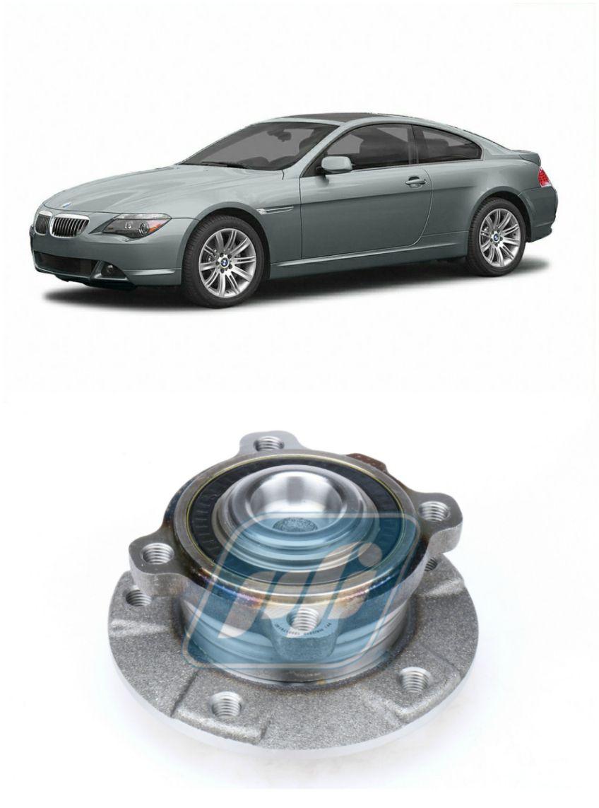 Cubo de Roda Dianteira BMW 630, 645, 650,  2004-2010, com ABS