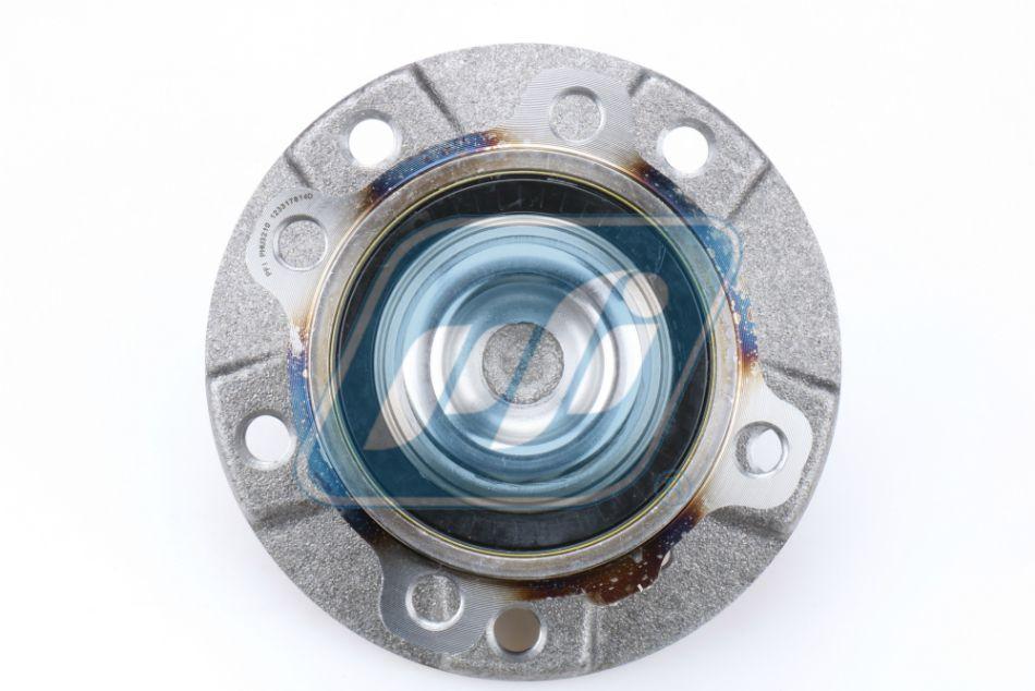 Cubo de Roda Dianteira BMW 630, 645, 650, 2004 até 2010, com ABS
