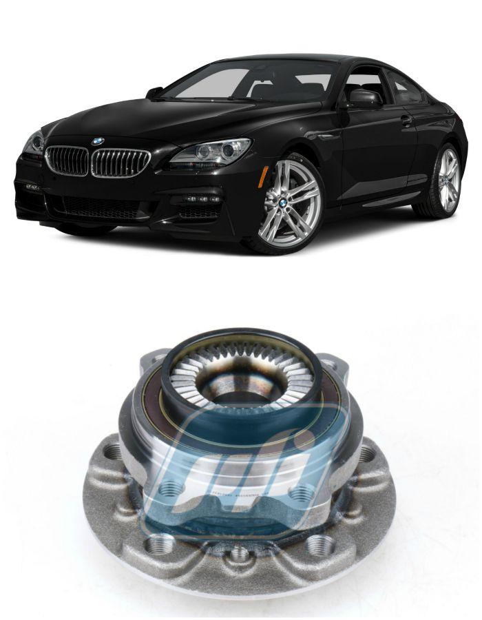 Cubo de Roda Dianteira BMW 640i, X-drive, 2013 até 2017, com ABS
