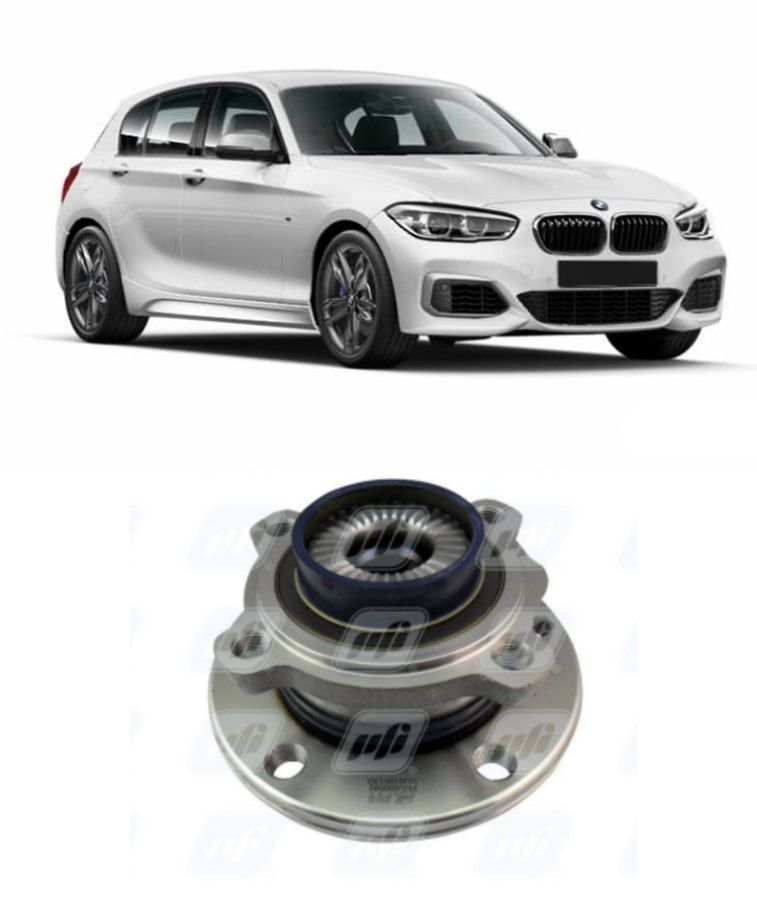 Cubo de Roda Dianteira BMW M135i 2014 até 2019, X-drive