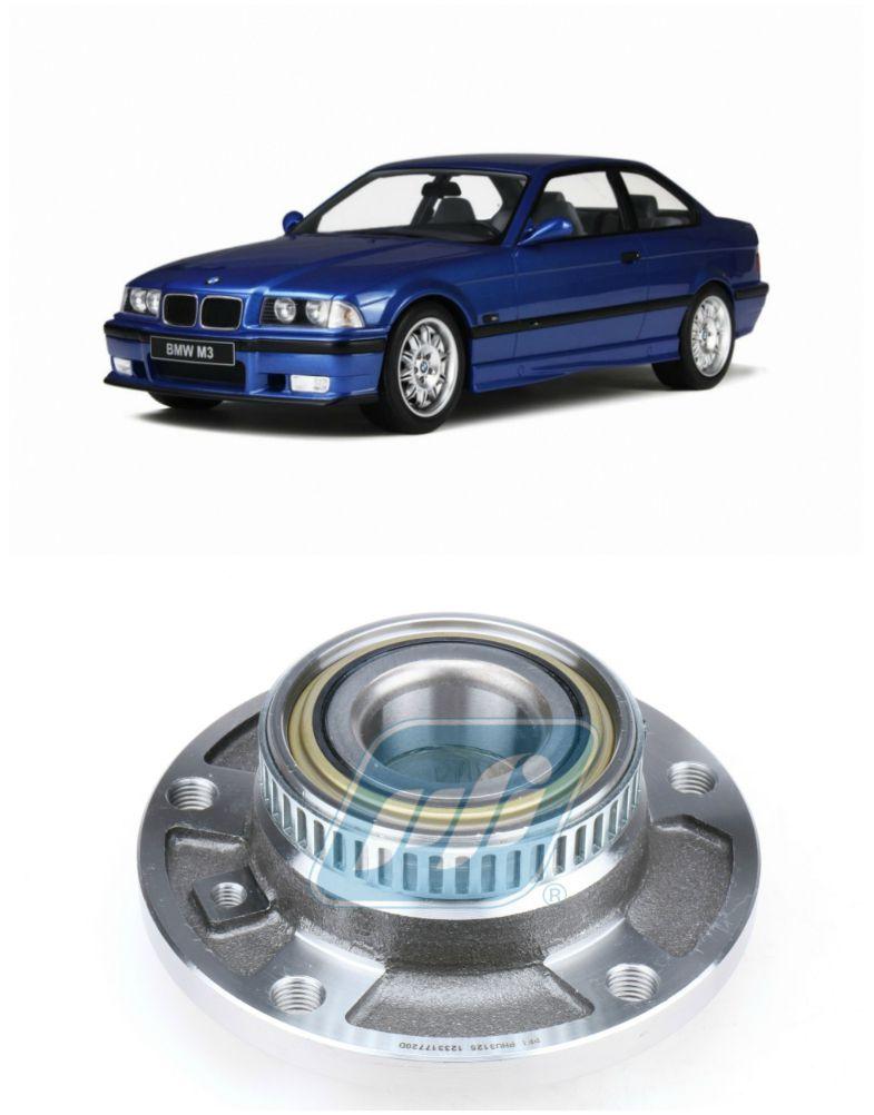 Cubo de Roda Dianteira BMW M3 1994-1998