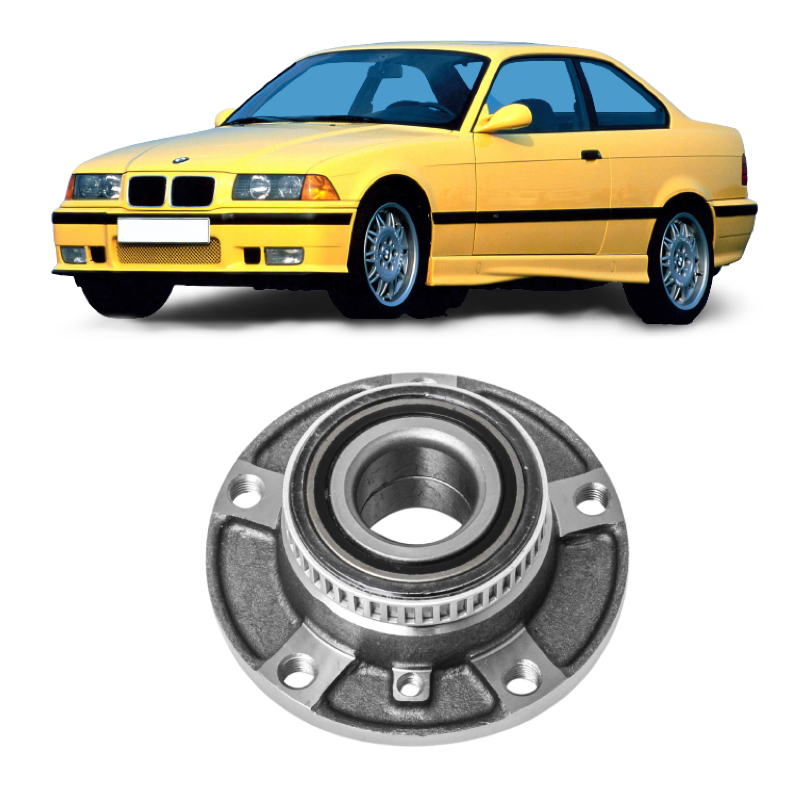 Cubo de Roda Dianteira BMW M3 1994 até 1998