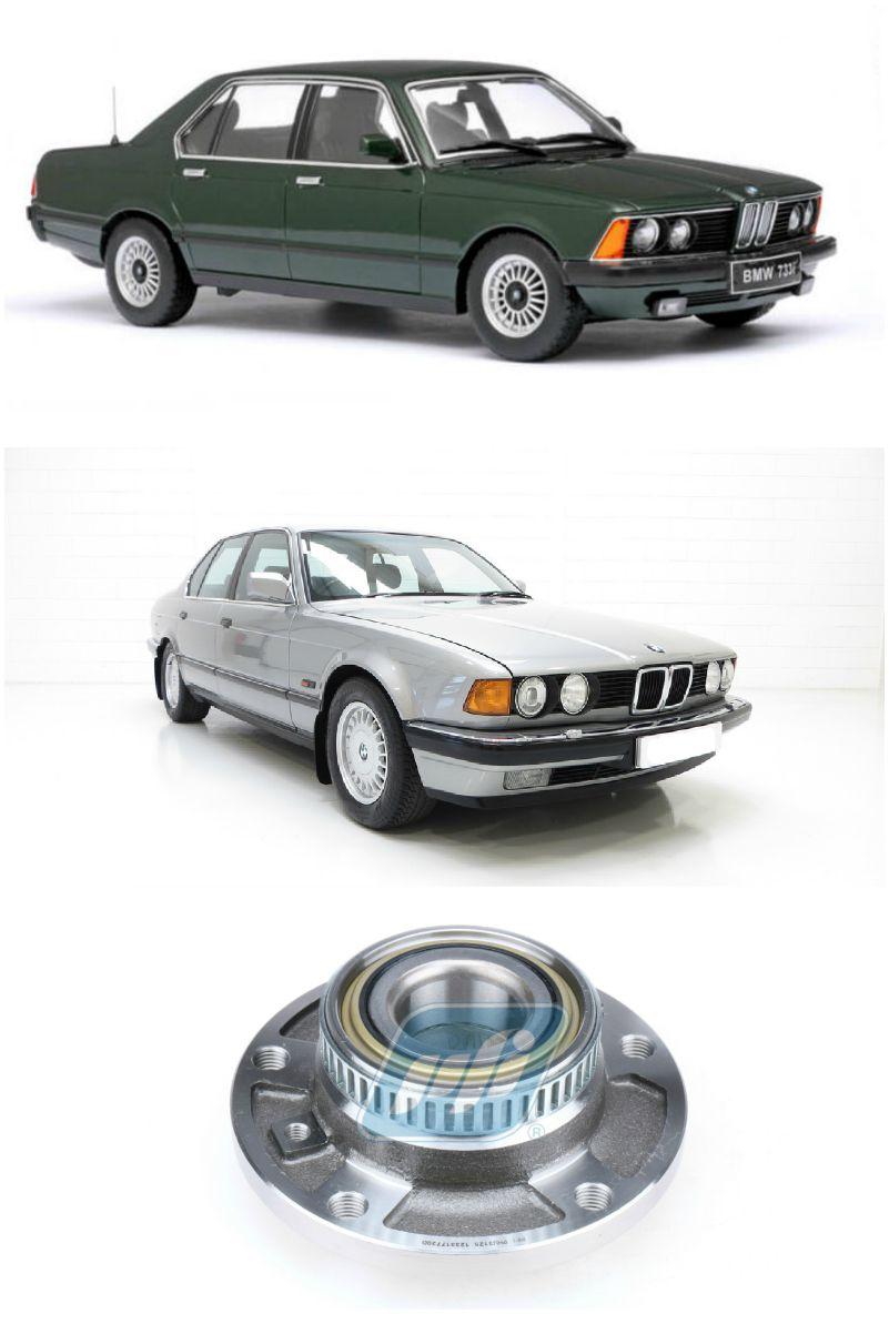 Cubo de Roda Dianteira BMW Serie 7 1981 até 1994
