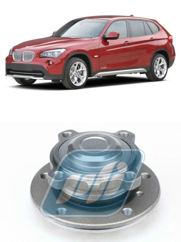 Cubo de Roda Dianteira  BMW X1 2009-2015, com ABS