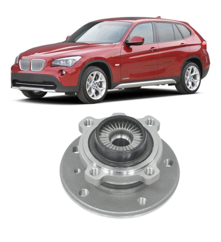 Cubo de Roda Dianteira BMW X1 Xdrive 2009 até 2015, 4x4