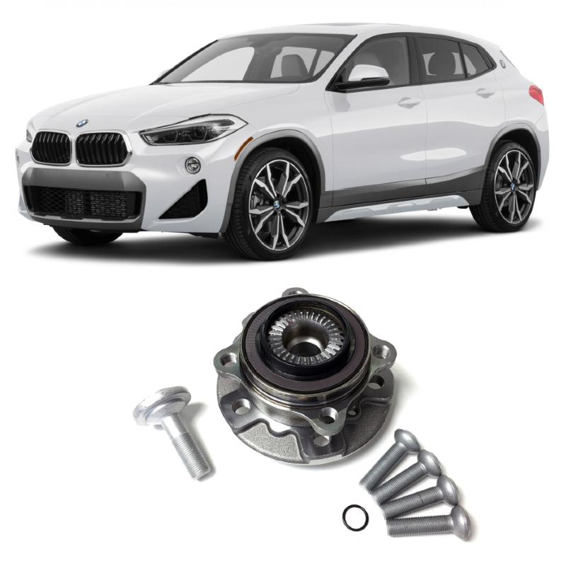 Cubo de Roda Dianteira BMW X2 de 2017 até 2020