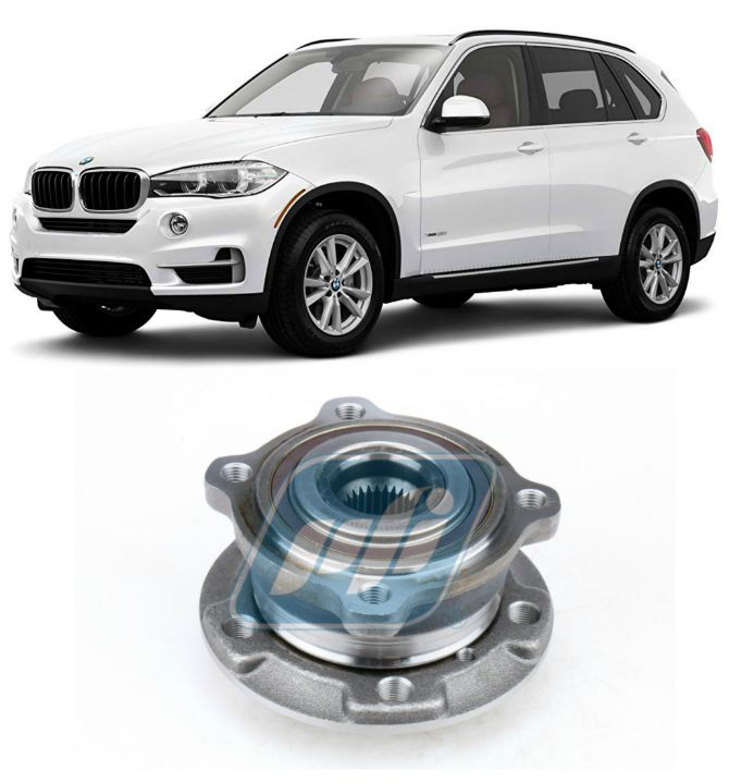 Cubo de Roda Dianteira  BMW X5 2007-2018 com ABS