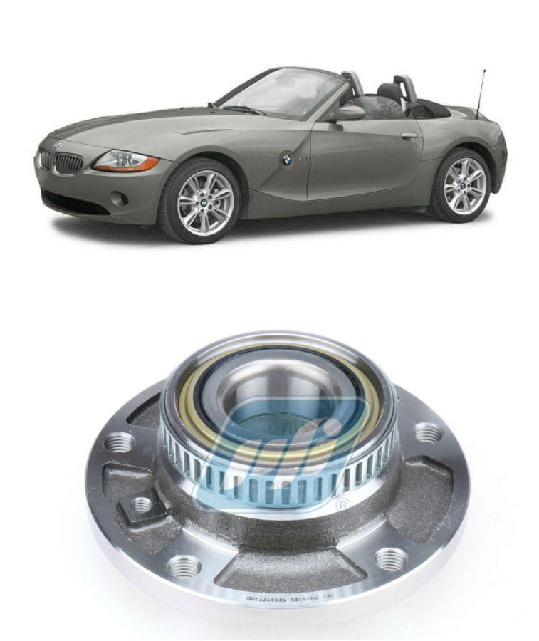 Cubo de Roda Dianteira  BMW Z4 2003-2008 com ABS