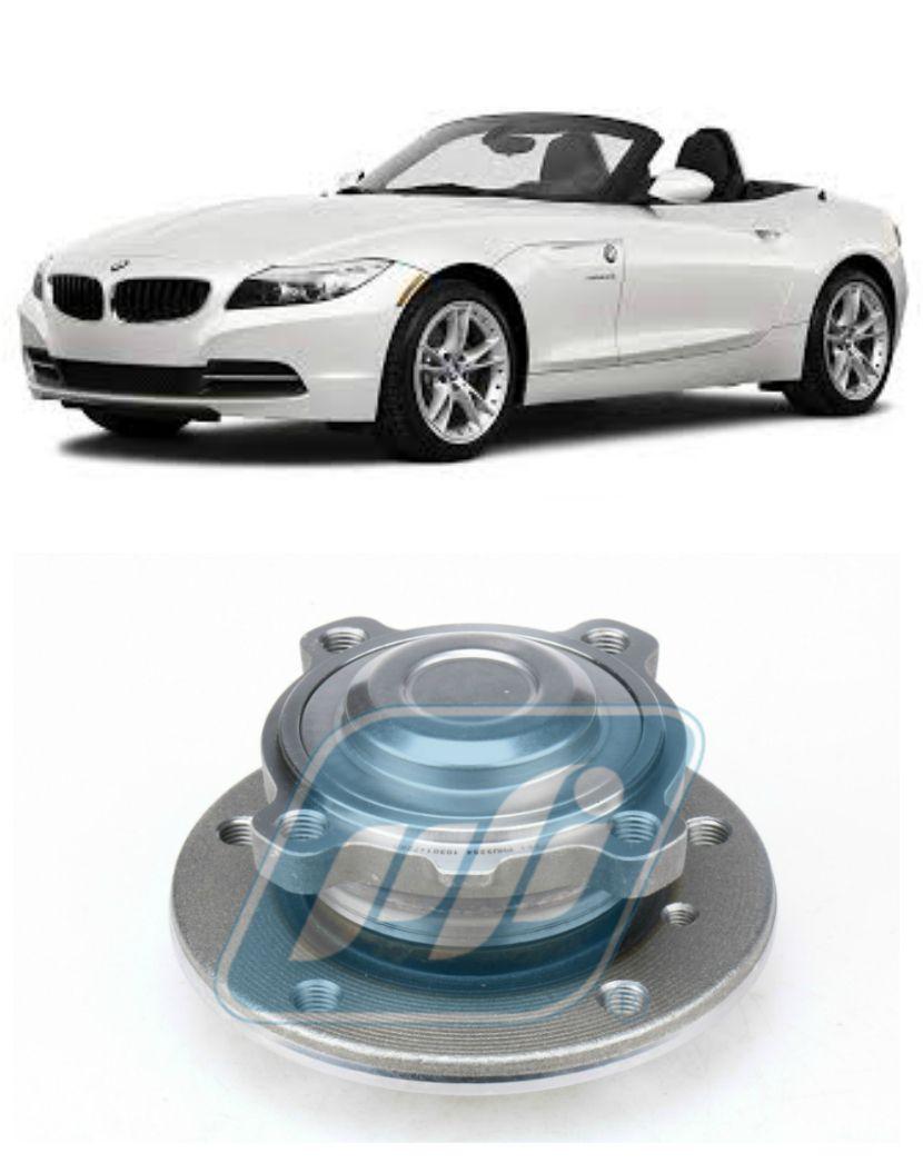 Cubo de Roda Dianteira  BMW Z4 2009-2016, com ABS