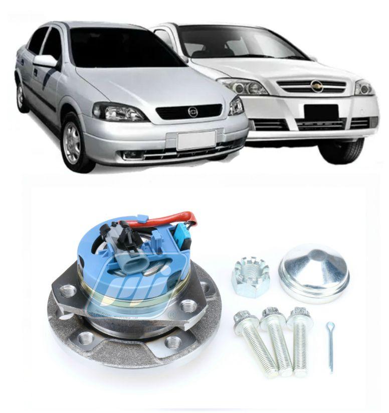 Cubo de Roda Dianteira CHEVROLET Astra 1998-2011 5 Furos, com ABS,