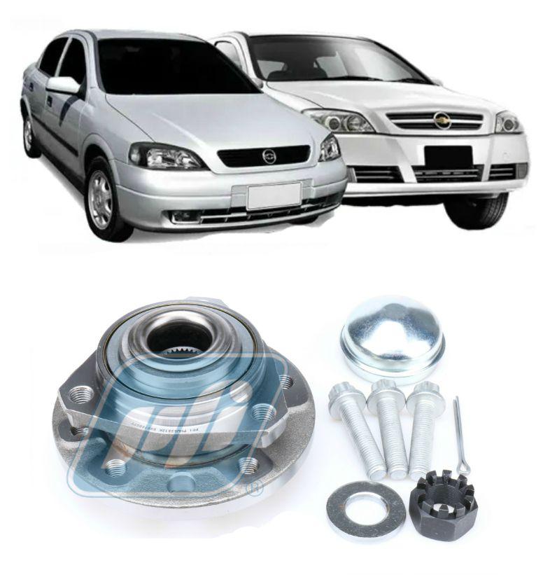 Cubo de Roda Dianteira CHEVROLET Astra 1999-2012, 5 Furos, sem ABS.