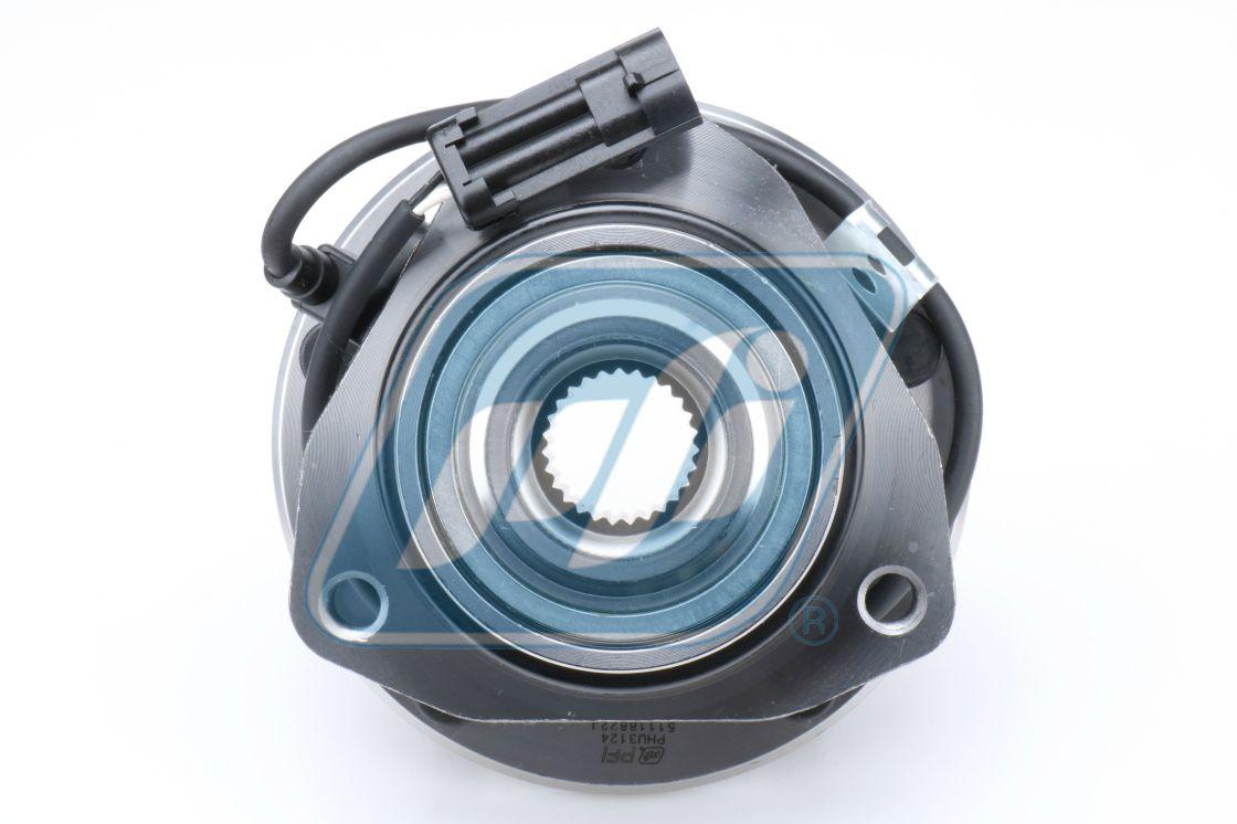 Cubo de Roda Dianteira CHEVROLET Blazer 1996 até 2011, com ABS