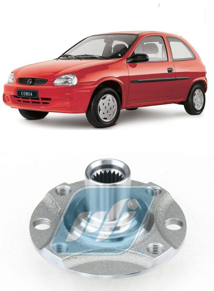 Cubo de Roda Dianteira Chevrolet Corsa 1994-2014