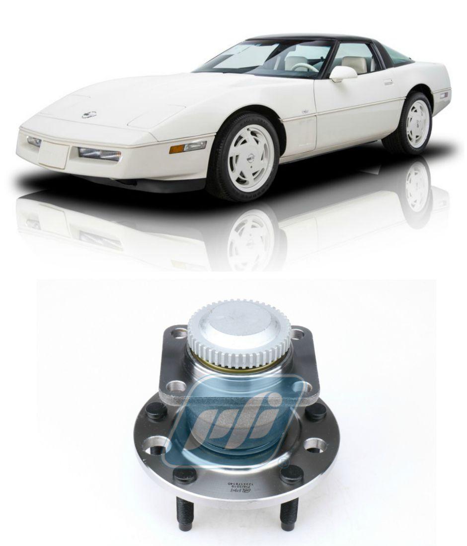 Cubo de Roda Dianteira CHEVROLET Corvette 1984-1990, com ABS