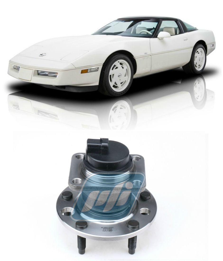 Cubo de Roda Dianteira CHEVROLET Corvette 1991-1996, com ABS