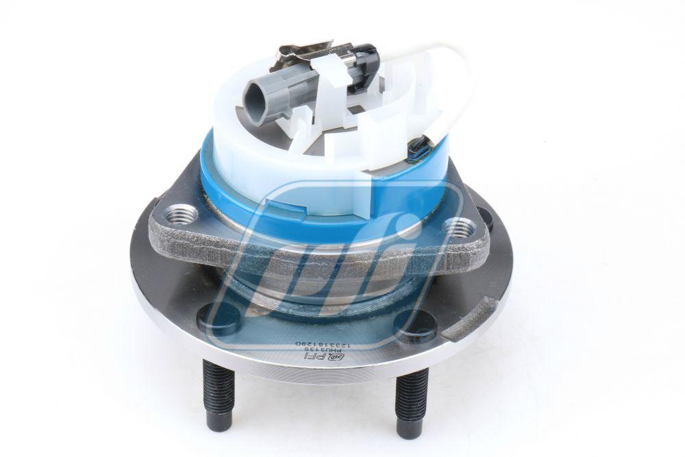 Cubo de Roda Dianteira CHEVROLET Corvette 1997 até 2008, com ABS