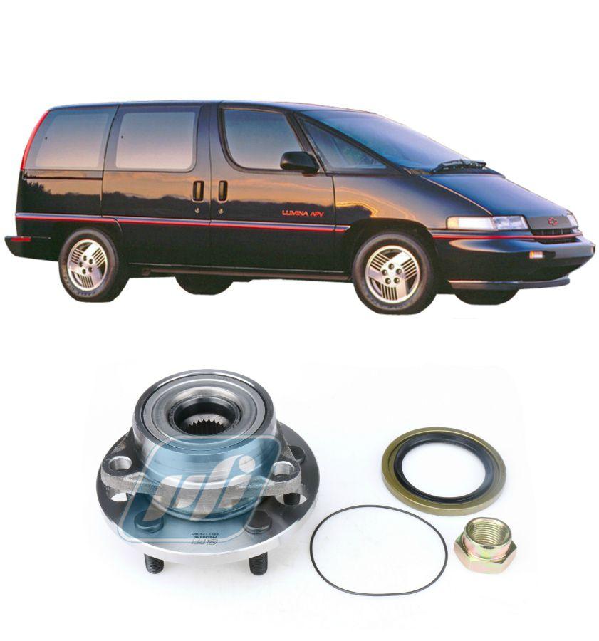 Cubo de Roda Dianteira CHEVROLET Lumina APV 1990-1991