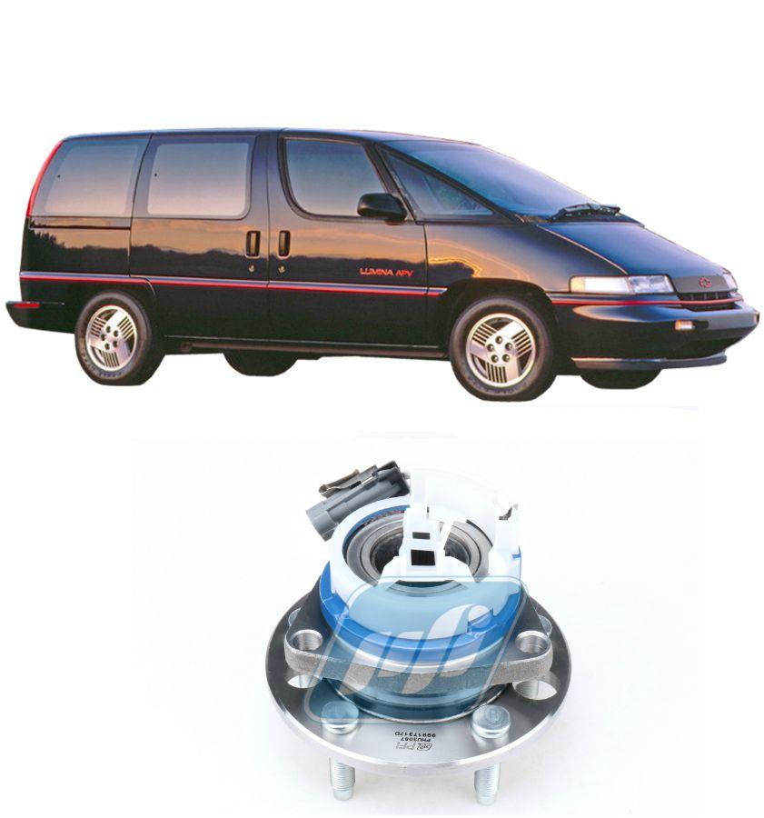 Cubo de Roda Dianteira CHEVROLET Lumina APV 1992-1994
