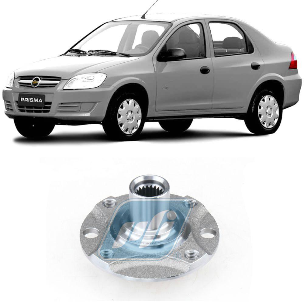 Cubo de Roda Dianteira Chevrolet Prisma 2006-2012
