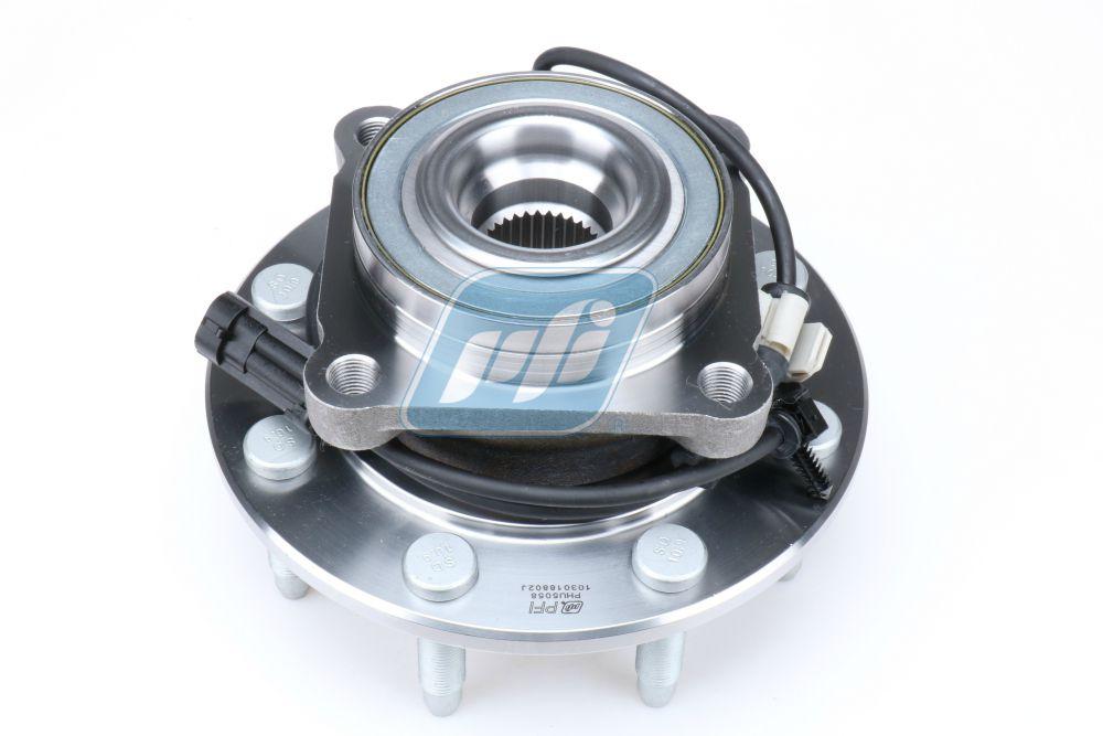 Cubo de Roda Dianteira CHEVROLET Silverado 2001 até 2007, 8 furos