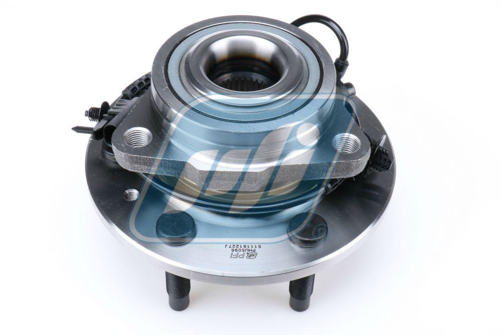 Cubo de Roda Dianteira CHEVROLET Suburban 2007 até 2014, 4x4, com ABS